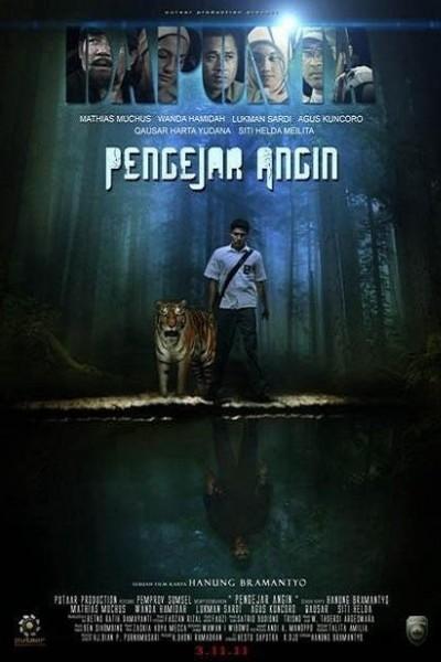 Caratula, cartel, poster o portada de Pengejar Angin