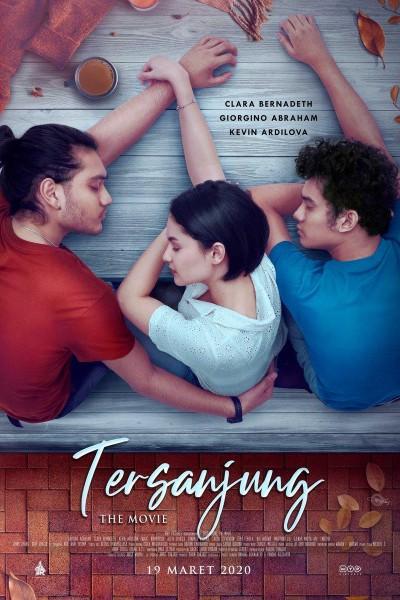 Caratula, cartel, poster o portada de Tersanjung: La película
