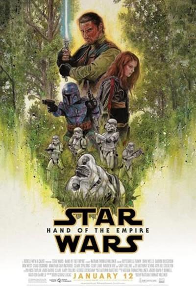 Caratula, cartel, poster o portada de Star Wars: Hand of the Empire