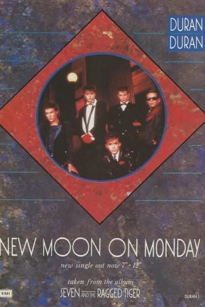 Caratula, cartel, poster o portada de Duran Duran: New Moon on Monday (Vídeo musical)