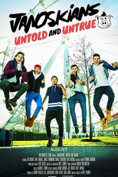 Caratula, cartel, poster o portada de Janoskians: Untold and Untrue