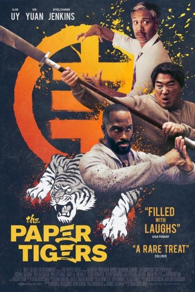 Caratula, cartel, poster o portada de The Paper Tigers
