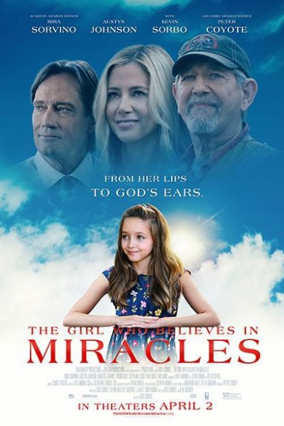 Caratula, cartel, poster o portada de The Girl Who Believes in Miracles