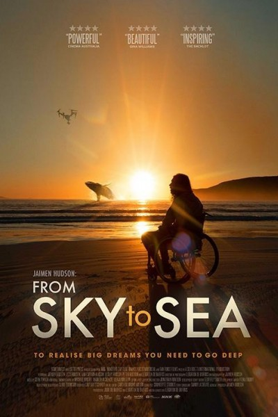Caratula, cartel, poster o portada de Jaimen Hudson: From Sky to Sea