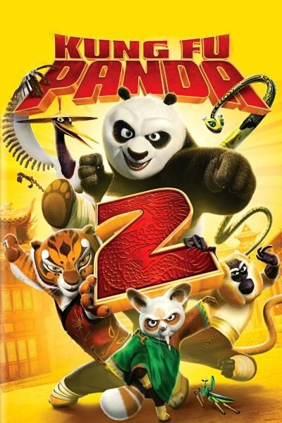 Caratula, cartel, poster o portada de Kung Fu Panda 2