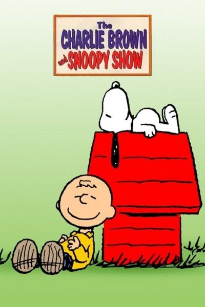 Caratula, cartel, poster o portada de El show de Charlie Brown y Snoopy