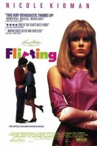 Caratula, cartel, poster o portada de La primera experiencia (Flirting)
