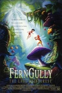 Caratula, cartel, poster o portada de FernGully, las aventuras de Zak y Crysta