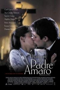 Caratula, cartel, poster o portada de El crimen del padre Amaro