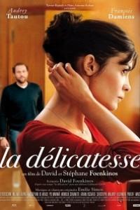 Caratula, cartel, poster o portada de La delicadeza