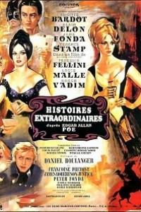 Caratula, cartel, poster o portada de Historias extraordinarias