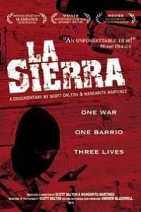 Caratula, cartel, poster o portada de La sierra