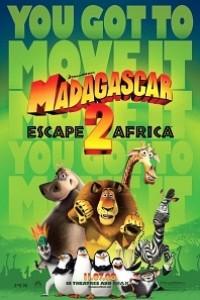 Caratula, cartel, poster o portada de Madagascar 2