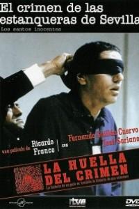 Caratula, cartel, poster o portada de La huella del crimen 2: El crimen de las estanqueras de Sevilla