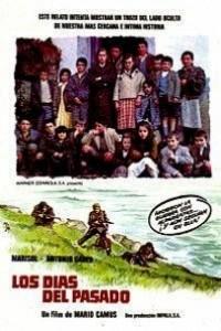 Caratula, cartel, poster o portada de Los días del pasado
