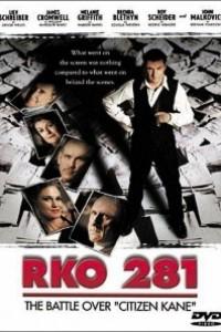 Caratula, cartel, poster o portada de RKO 281. La batalla por Ciudadano Kane