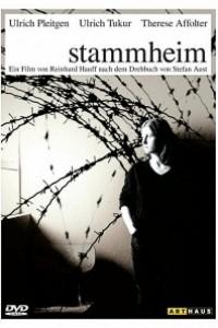 Caratula, cartel, poster o portada de Stammheim, el proceso