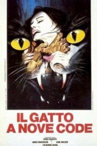 Caratula, cartel, poster o portada de El gato de las nueve colas