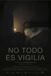 Caratula, cartel, poster o portada de No todo es vigilia
