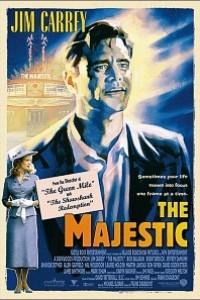 Caratula, cartel, poster o portada de The Majestic
