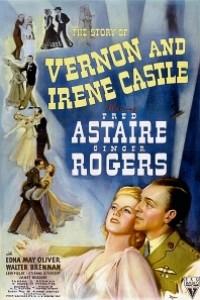 Caratula, cartel, poster o portada de La historia de Irene Castle