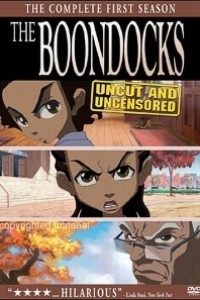 Caratula, cartel, poster o portada de The Boondocks