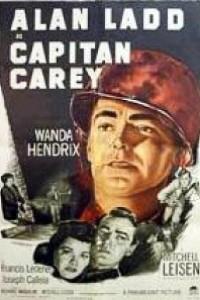 Caratula, cartel, poster o portada de Capitán Carey