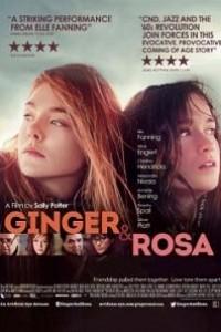 Caratula, cartel, poster o portada de Ginger & Rosa