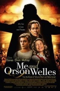Caratula, cartel, poster o portada de Me and Orson Welles