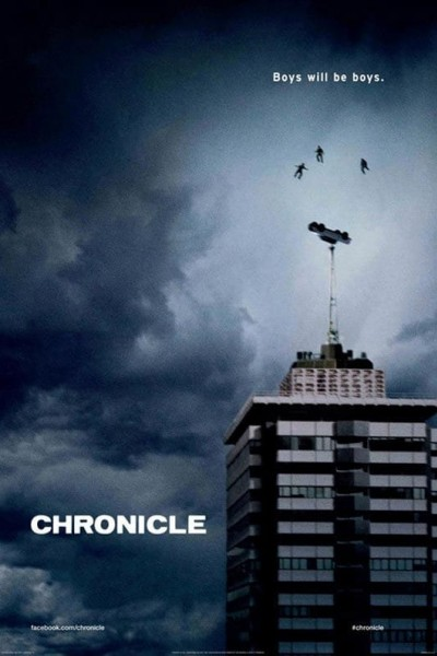 Caratula, cartel, poster o portada de Chronicle