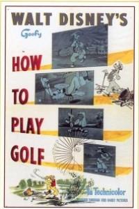 Caratula, cartel, poster o portada de Goofy: Cómo jugar al golf