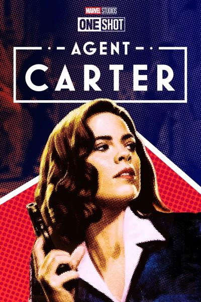Caratula, cartel, poster o portada de Marvel One-Shot: Agente Carter