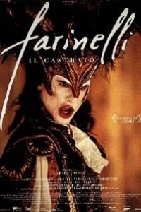 Caratula, cartel, poster o portada de Farinelli, il castrato