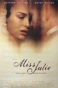 Caratula, cartel, poster o portada de Miss Julie
