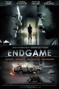 Caratula, cartel, poster o portada de Endgame
