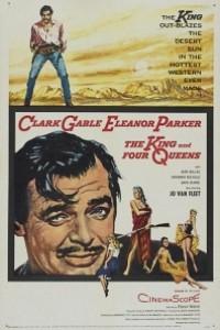 Caratula, cartel, poster o portada de Un rey para cuatro reinas