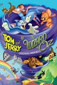 Caratula, cartel, poster o portada de Tom y Jerry y el Mago de Oz