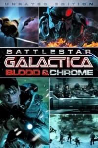 Caratula, cartel, poster o portada de Battlestar Galactica: Sangre y metal