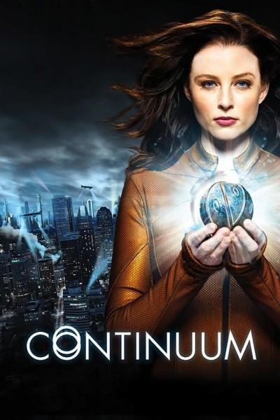 Caratula, cartel, poster o portada de Continuum