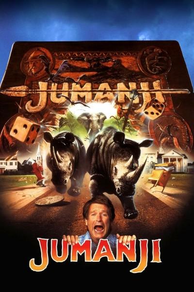 Caratula, cartel, poster o portada de Jumanji