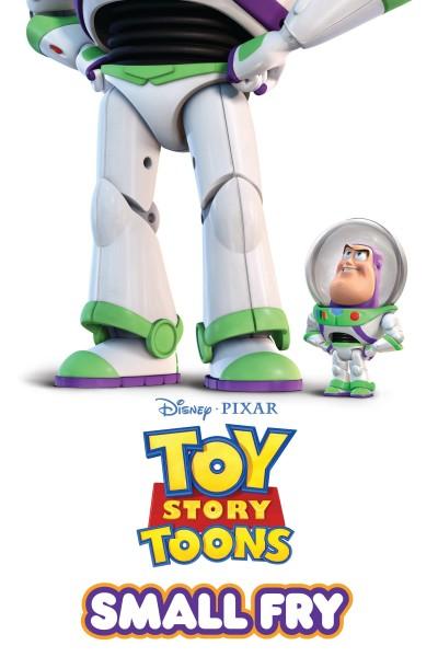 Caratula, cartel, poster o portada de Toy Story Toons: Pequeño gran Buzz