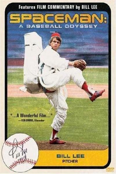 Caratula, cartel, poster o portada de Spaceman: A Baseball Odyssey