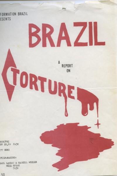 Caratula, cartel, poster o portada de Brazil: A Report on Torture