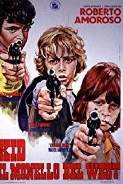 Caratula, cartel, poster o portada de Los pequeños coyotes de Kid O\'Hara