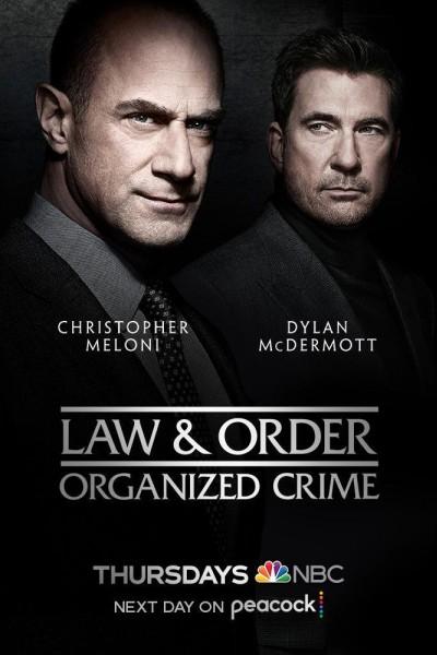 Caratula, cartel, poster o portada de Law & Order: Organized Crime