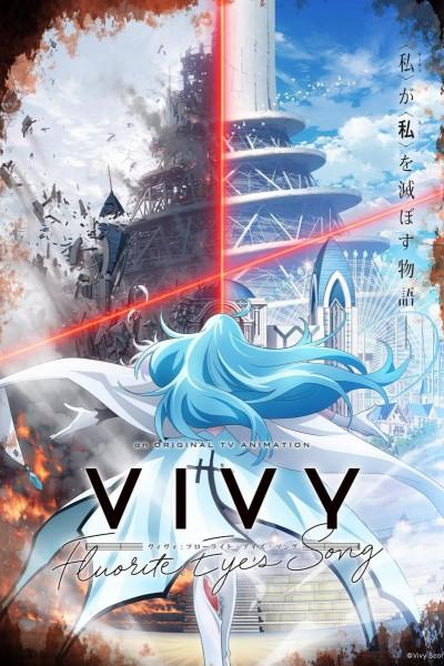 Caratula, cartel, poster o portada de Vivy: Fluorite Eye\'s Song