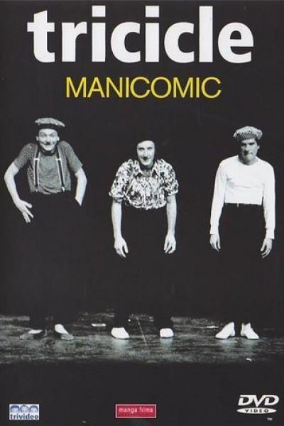 Caratula, cartel, poster o portada de Manicomic