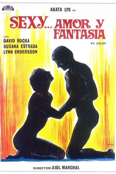 Caratula, cartel, poster o portada de Sexy... amor y fantasía