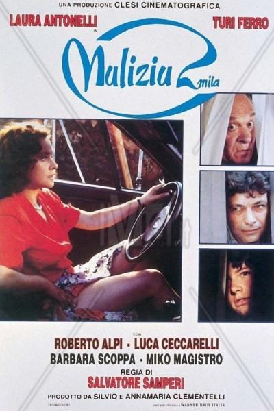 Caratula, cartel, poster o portada de Malizia 2000
