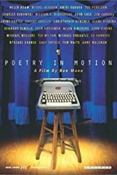 Caratula, cartel, poster o portada de Poetry in Motion